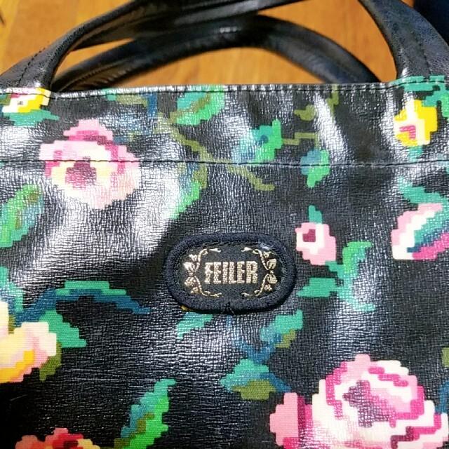 FEILER(フェイラー)の【FEILER】手提げバッグ レディースのバッグ(ハンドバッグ)の商品写真
