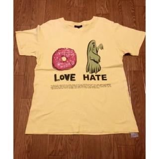 ミルクボーイ(MILKBOY)のMILK BOY/ミルクボーイ/LOVE HATE/Tシャツ(Tシャツ(半袖/袖なし))