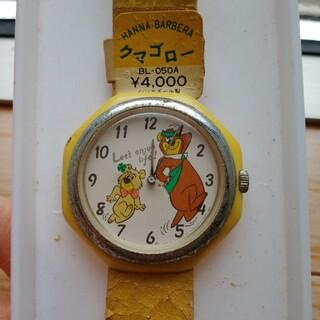 セイコー(SEIKO)のクマゴロー 腕時計 手巻き式 アンティーク(腕時計)