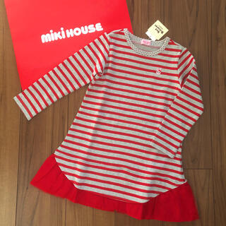mikihouse - ミキハウス 新品ワンピース 110