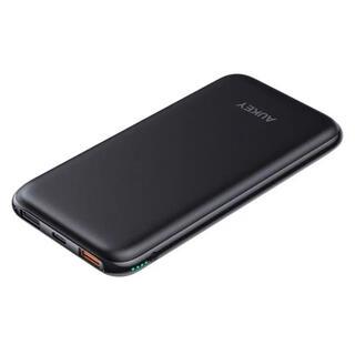 SONY - 新品 AUKEY PB-Y25 モバイルバッテリー 8000mAh ワイヤレス