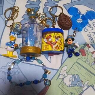 Disney - ディズニーランド ディズニーシー ドナルド ミッキー キーホルダー チャーム