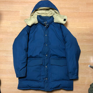 WOOLRICH - ヴィンテージ 80s USA製 Woolrich ダウンパーカー L