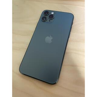 iPhone - ︎iPhone11Pro ミッドナイトグリーン 256GB SIMフリー 本体