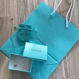 ティファニー(Tiffany & Co.)のティファニー  ビーンズ ネックレス(ネックレス)