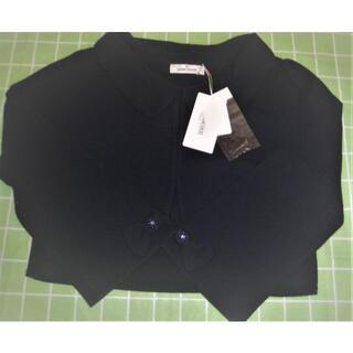 GALLERY VISCONTI - 新品タグ付きギャラリービスコンティの袖口リボンの可愛いカーディガン☆サイズ3