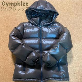 ジムフレックス(GYMPHLEX)のジムフレックス ダウンジャケット ダウンコート M(ダウンジャケット)