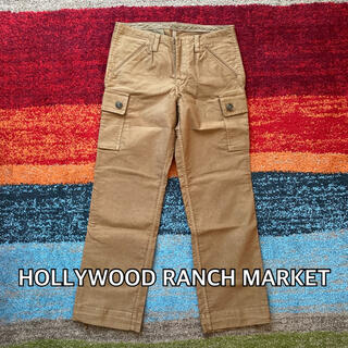 ハリウッドランチマーケット(HOLLYWOOD RANCH MARKET)のHOLLYWOOD RANCH MARKET ハリラン ジャーマン カーゴパンツ(ワークパンツ/カーゴパンツ)
