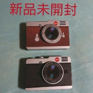 カルディ(KALDI)のカメラ缶チョコレート(菓子/デザート)