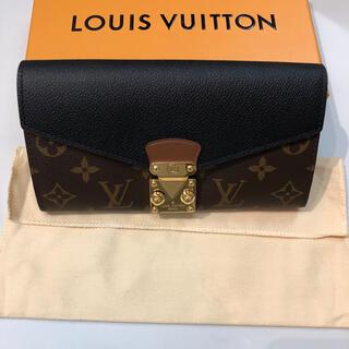 LOUIS VUITTON - 【超美品】LOUIS VUITTON ポルトフォイユ パラス 長財布