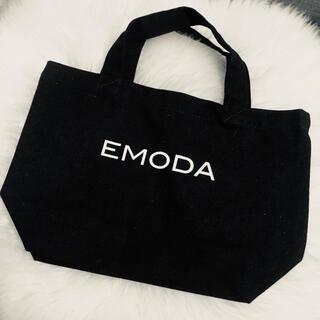 EMODA - 【新品未使用】EMODA エモダ ミニトートバッグ エコバッグ ランチトート
