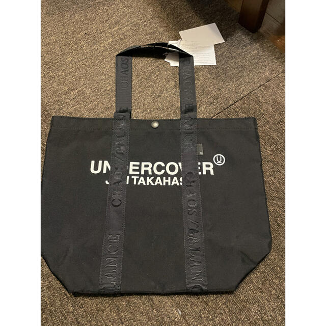 UNDERCOVER(アンダーカバー)のundercover アンダーカバー 即完売トート 新品 メンズのバッグ(トートバッグ)の商品写真