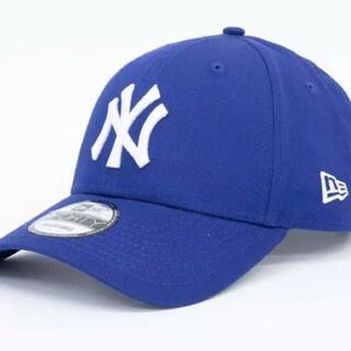 NEW ERA - New Era NY ニューエラ ヤンキース キャップ 青 新品未使用