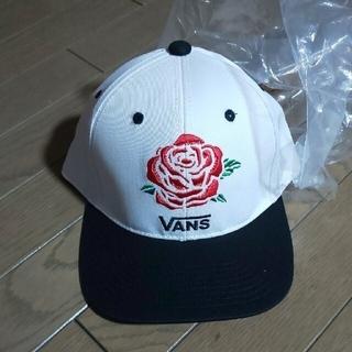 ヴァンズ(VANS)の専用VANS帽子(キャップ)