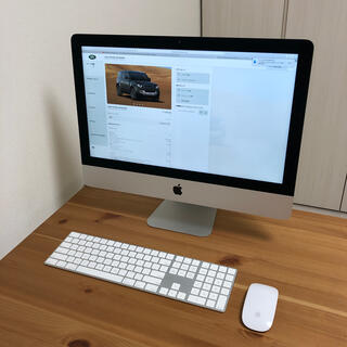 Mac (Apple) - 21.5インチiMac Retina 4Kディスプレイモデル 2020
