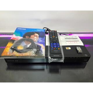 トウシバ(東芝)の東芝/REGZAブルーレイレコーダー DBR-T460  2TB HDD(ブルーレイレコーダー)