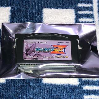 ゲームボーイアドバンス(ゲームボーイアドバンス)のゲームボーイ アドバンス ロックマン ゼロ 動作確認済み(携帯用ゲームソフト)