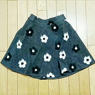 タイムセール★花柄スカート(ミニスカート)