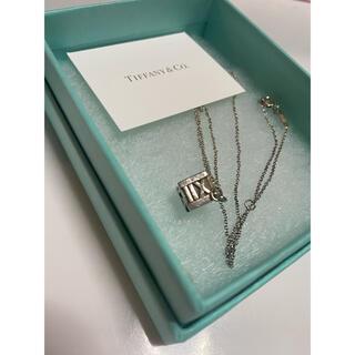 ティファニー(Tiffany & Co.)のティファニー アトラス ペンダント(ネックレス)
