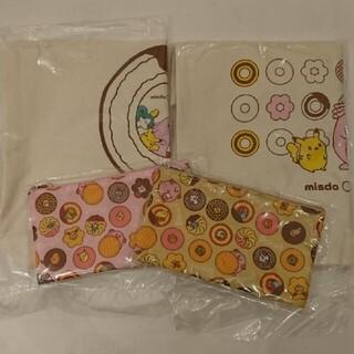 ポケモン - 新品 4個セット ミスタードーナツ 福袋 ポケモン トートバッグ ポーチ