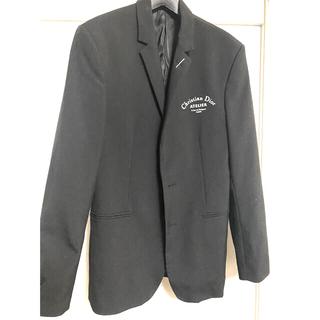 ディオール(Dior)の最終値下げ Dude 9 Dior 型 テーラードジャケット 黒 S(テーラードジャケット)