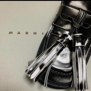Marni - marni ローファー