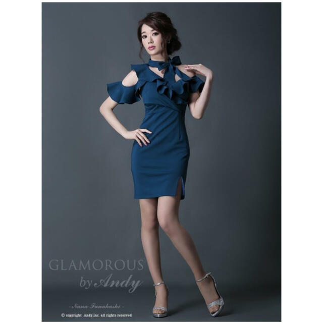 AngelR(エンジェルアール)のsuger キャバドレス レディースのフォーマル/ドレス(ナイトドレス)の商品写真