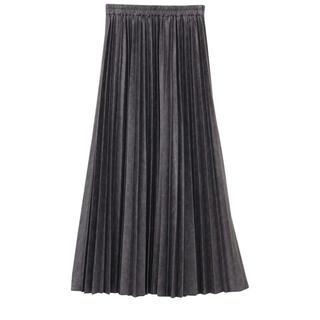 COCO DEAL - エコレザープリーツスカート