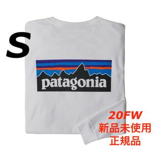 patagonia - 新品 正規品 Patagonia ロングスリーブP-6ロゴレスポンシビリティー