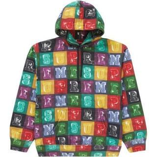 シュプリーム(Supreme)のsupreme blocks hooded sweatshirt(パーカー)