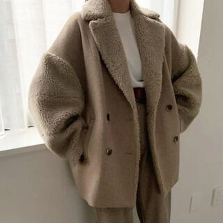 STUDIOUS - CLANE  BOA COMBINATION COCOON P COAT