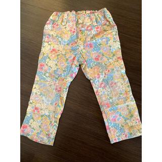 アナップ(ANAP)のANAP 花柄ズボン 90センチ(パンツ/スパッツ)