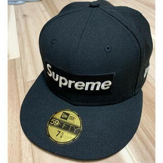 Supreme - Supreme $1M Metallic BoxLogo NewEra