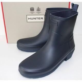 ハンター(HUNTER)の定価18000 新品 本物 HUNTER 靴 ブーツ JP22 153(レインブーツ/長靴)