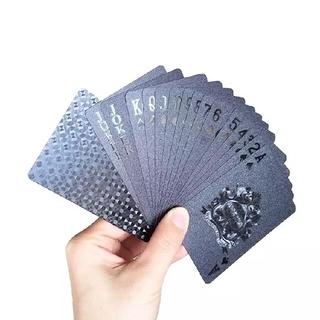 新品 ブラックトランプカード(トランプ/UNO)
