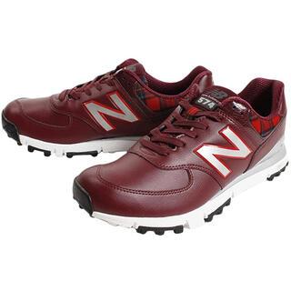 New Balance - New Balance ニューバランス ゴルフシューズ 574 24.5cm