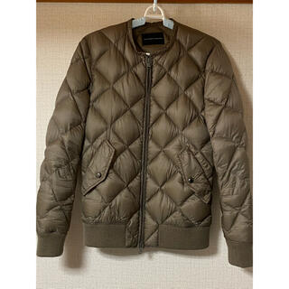 ラウンジリザード(LOUNGE LIZARD)のLOUNGE LIZARD NYLON TAFFETA DOWN JACKET(ダウンジャケット)