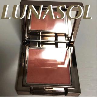 ルナソル(LUNASOL)のルナソル ルーセントチークス (チーク)