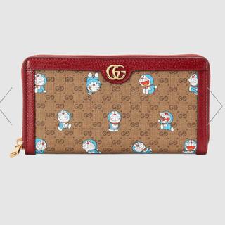 グッチ(Gucci)のグッチ ドラえもん gucci 長財布 ウォレット 新品 ジッピー モノグラム(長財布)