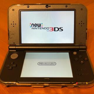 ニンテンドー3DS - NEW 3DS LL メタリックブラック