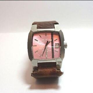 ディーゼル(DIESEL)のベルトの切れた時計(腕時計)