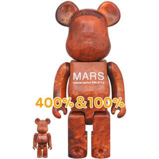 BE@RBRICK MARS 100%&400%(その他)