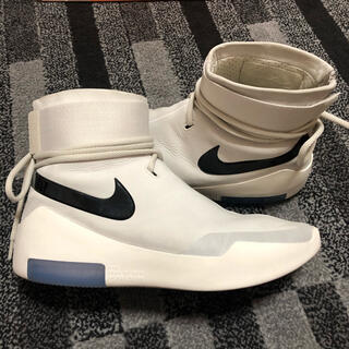ナイキ(NIKE)のNIKE AIR FEAR OF GOD 1 SHOOT AROUND(スニーカー)