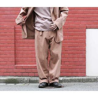 1LDK SELECT - AURALEE Loose Twill Wide Pants