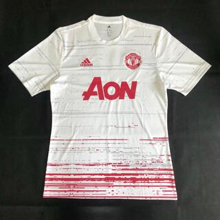 adidas - 【新品未使用】 Manchester United ウォームアップシャツ