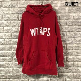 W)taps - WTAPS ダブルタップス 【Mサイズ】 ロゴ プルオーバー パーカー フーディ