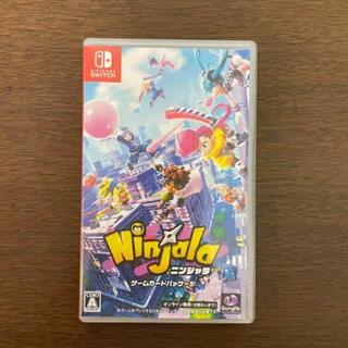 Nintendo Switch - Ninjala ニンジャラ ゲームカードパッケージ Switch ソフト