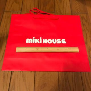 ミキハウス(mikihouse)のミキハウス 紙袋 ショッパー(ショップ袋)
