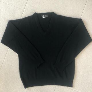 カシミヤVネックセーター(ニット/セーター)
