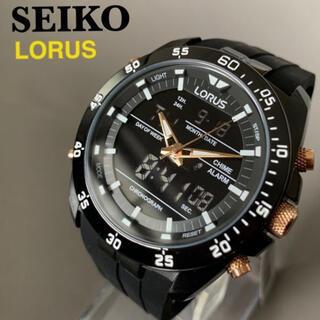 セイコー(SEIKO)の未使用品 セイコー SEIKO  LORUS  腕時計 アナデジ(腕時計(アナログ))